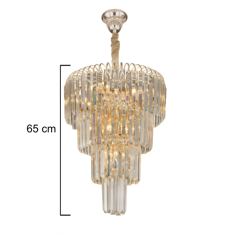 Lustre de Cristal para Sala de Jantar - 5681L Versailles