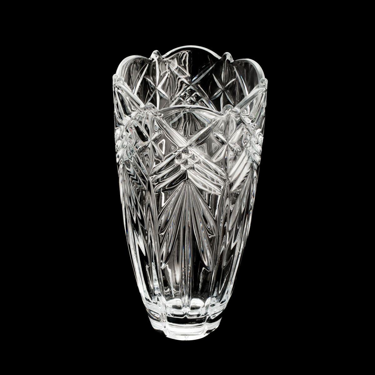 Vaso de Cristal - Bohemia Taurus Grande 30cm