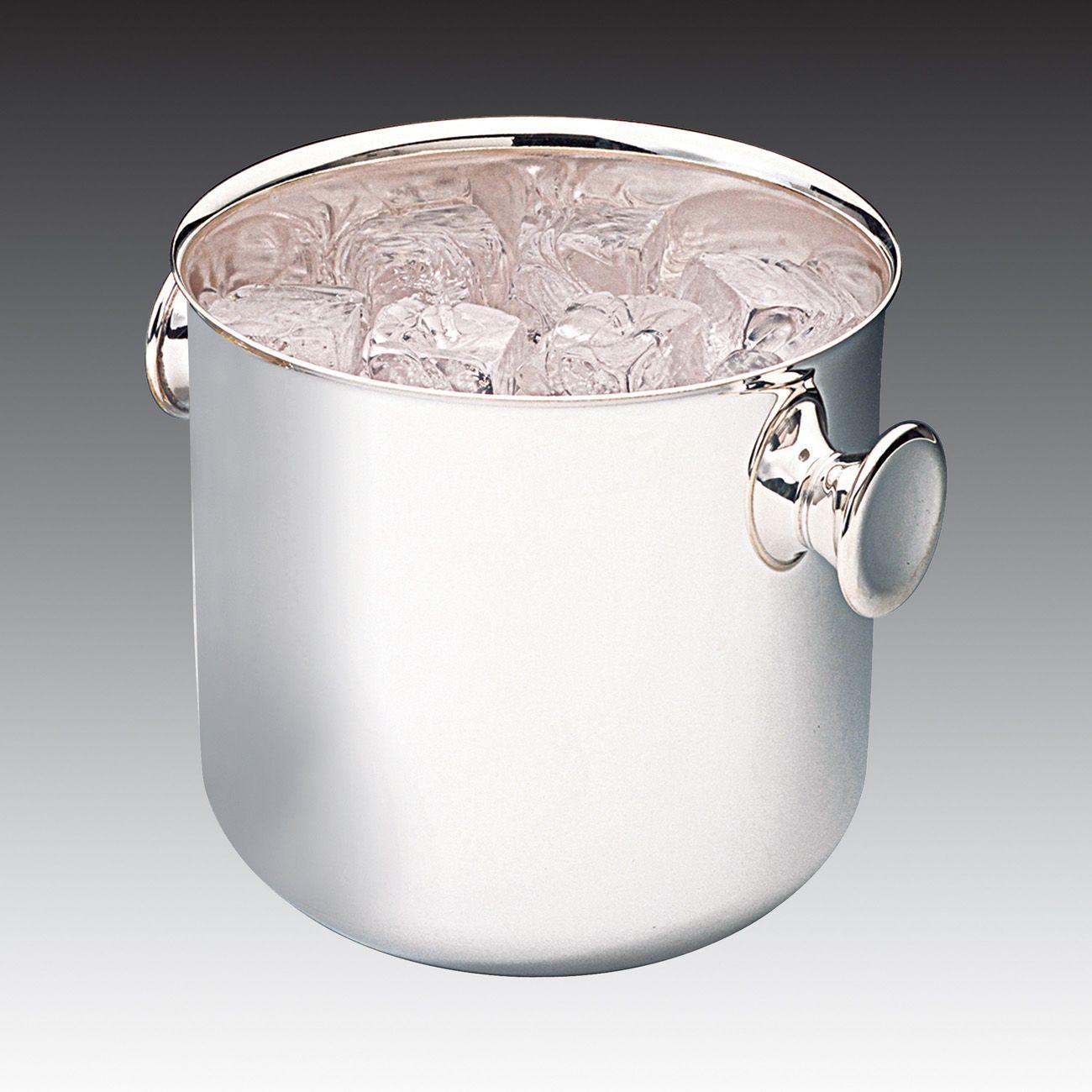 Balde De Gelo em Aço Inox 1,2L - Elegance Wolff