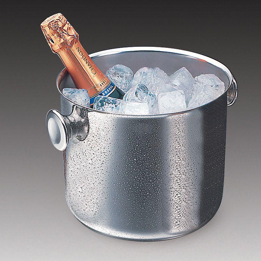 Balde De Gelo em Aço Inox 1,8 L - Elegance Wolff