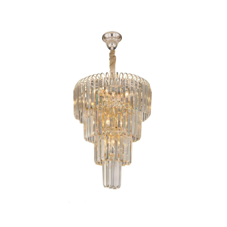 Lustre de Cristal Clássico - Versailles 51cm