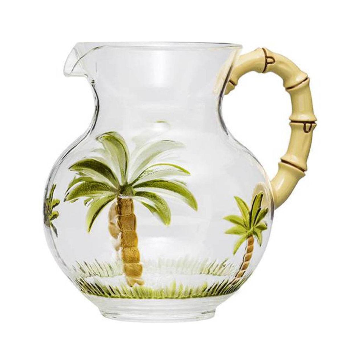 Jarra De Acrílico - Bon Gourmet Palm Tree 2,7L