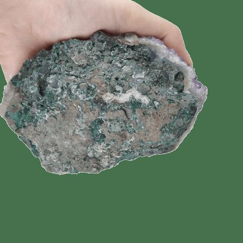 Drusa de Ametista Natural - Qualidade Exportação 2