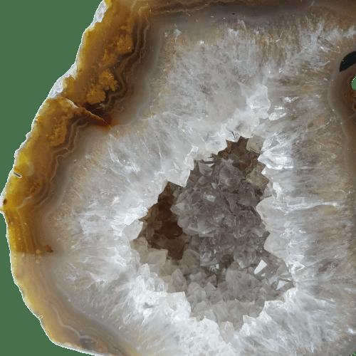 Geodo de Ágata Natural - Médio
